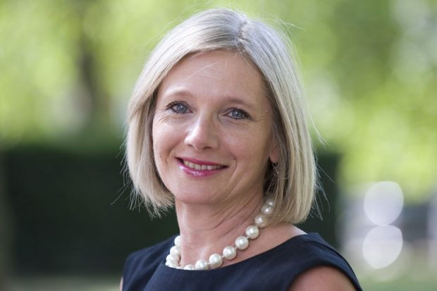 Photograph of Helen Stephenson (Charity Commission CEO).