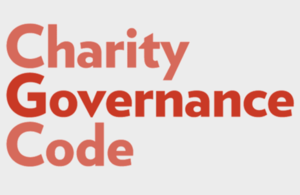 Wording 'Charity Governance Code'.