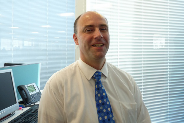 Photograph of Nick Mott (Charity Commission Practice and Guidance team).
